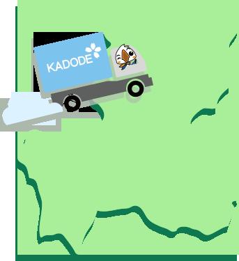 岐阜県の地図1