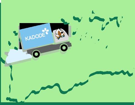 香川県の地図1