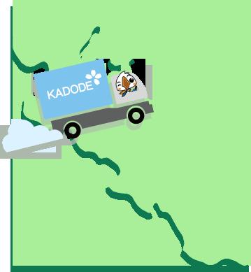 京都府の地図1