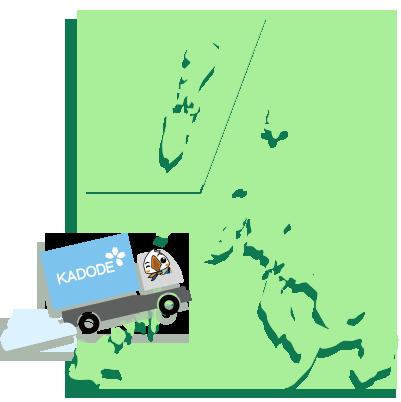 長崎県の地図1