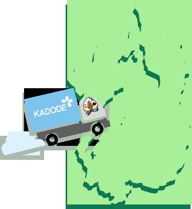 滋賀県の地図1