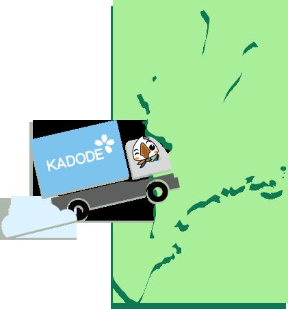 三重県の地図1