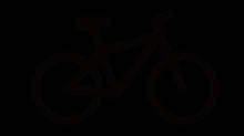 自転車のアイコン