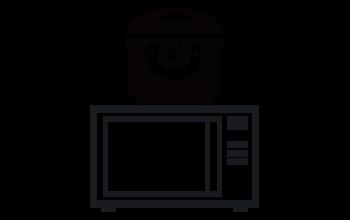 電子レンジ・炊飯器のアイコン
